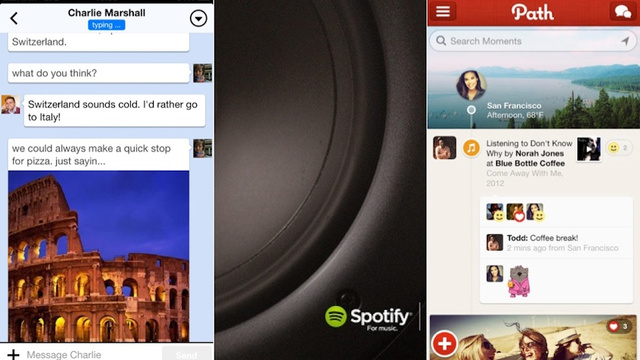 iPad Apps of the Week: Path, Ping, and More