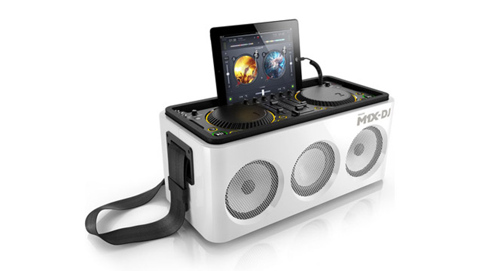 A Portable Sound System For Next Gen Itinerant DJs