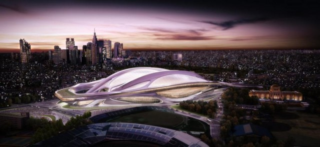 Tokyo's Clever Plan to Retrofit 1964 Olympic Stadia for the 2020 Games