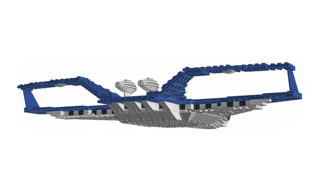 Future Of Aerospace Engineering : Are these lego designs the future of aerospace engineering