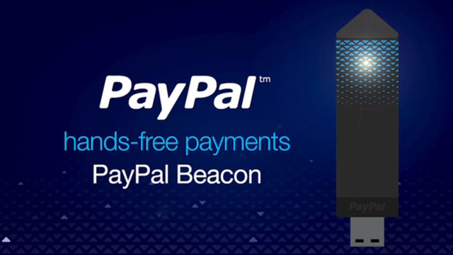 PayPal Beacon Is Going to Make Hands-Free Payment Way More Common