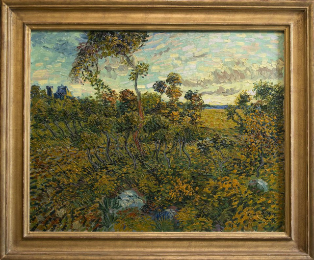 Long-lost Van Gogh Painting Recovered from Collector's Attic