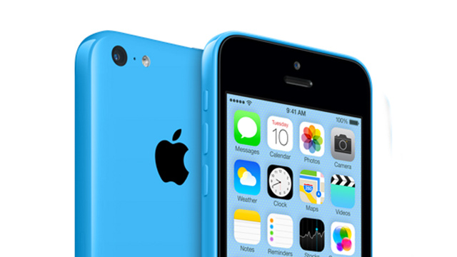You Can Pre-Order the iPhone 5C Right Now