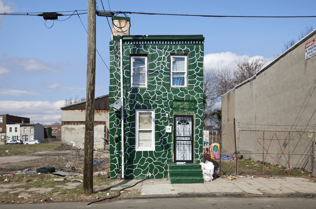 A Lonesome Tour of Baltimore's Orphaned Row Houses
