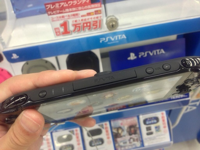 Up Close with the New PS Vita Slim