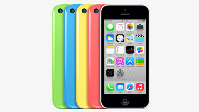 What Your iPhone 5C Color Says About You