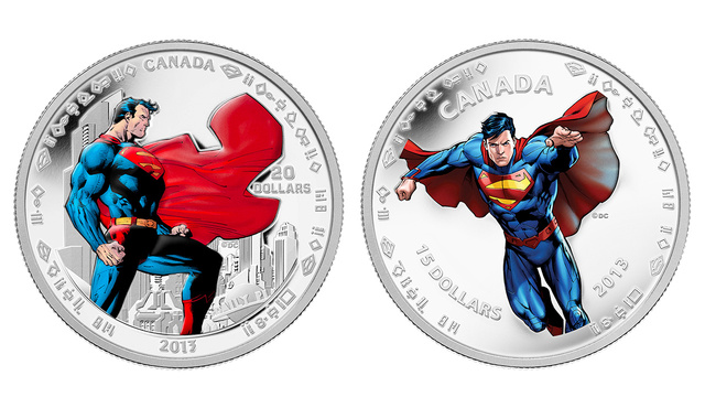 The Only Thing These Superman Coins Will Rescue Is Canada's Economy