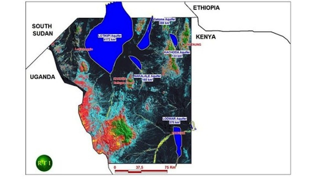 Scientists Have Found a Huge Underground Water Reserve in Kenya