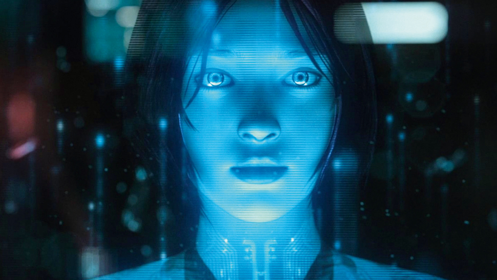 Microsoft's Siri Is Based on Cortana, Halo's AI Character