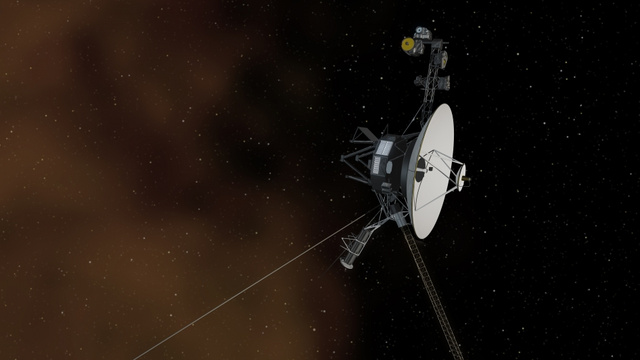 This time it's official.  Voyager 1 has left the solar system.