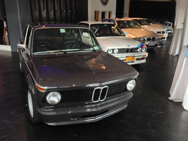 Classic Car Club / BMW