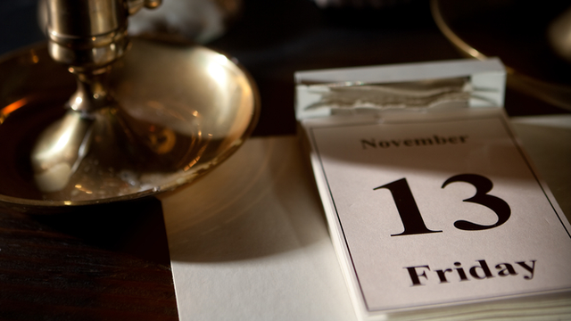 Why People Think Friday the 13th Is Unlucky
