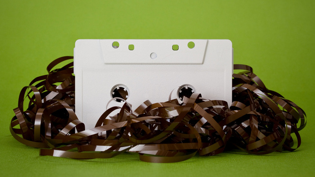 The Audio Cassette Is 50 Years Old Today