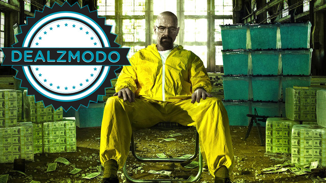 Dealzmodo: Breaking Bad, Xbox One, 1.5TB Portable, Chromebook, iTunes