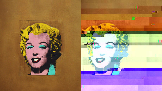 Create Your Own Broken Masterpieces with This Glitch Art Generator