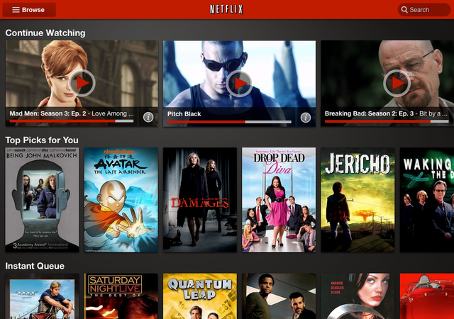 Netflix Checks With Pirates to Decide Which Shows to Buy