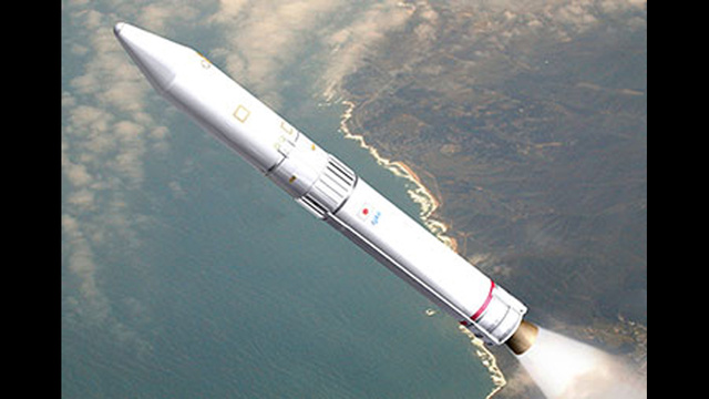 Japan's Rocket Launch Was Totally On The Cheap