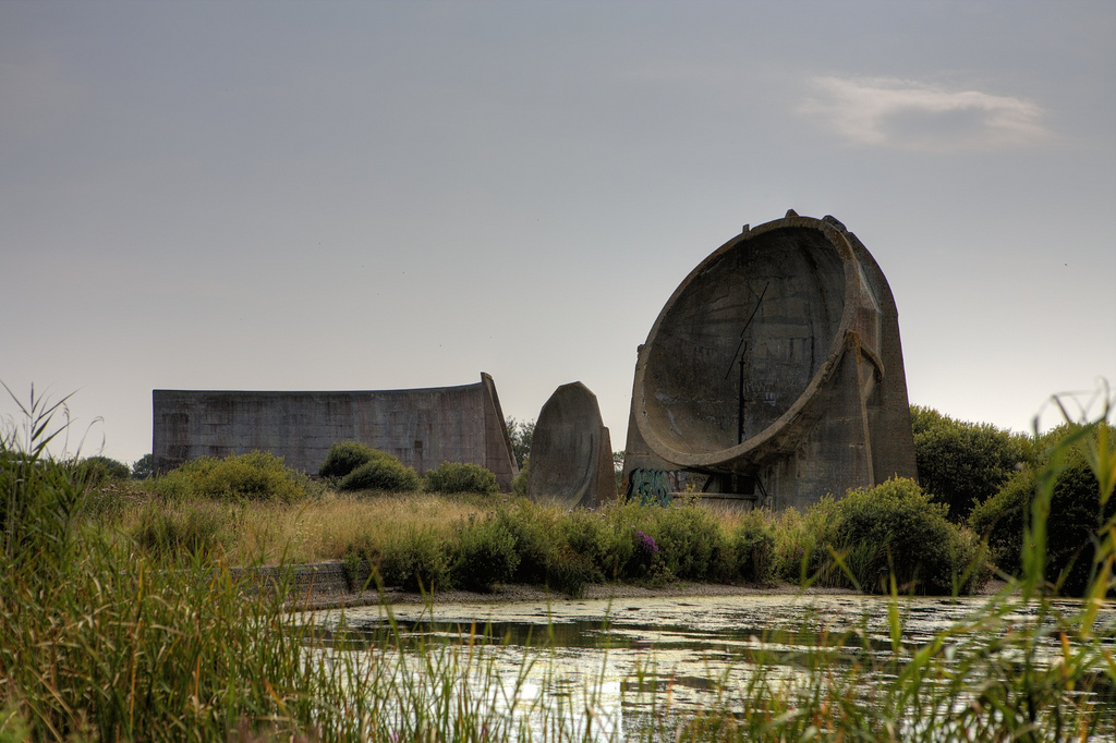 Abandoned radar stations that were once state of the art gizmodo