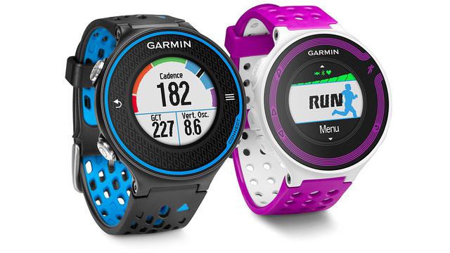 The First Color Screen GPS Watch Can Predict Your Race Times