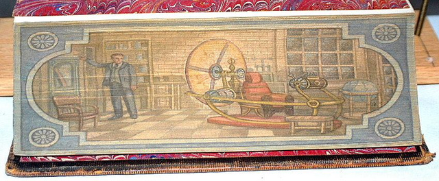 Jacobson - Fore-Edge Paintings