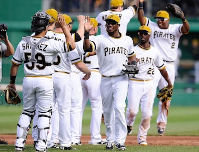 Shift happens: The Pirates finally became winners by embracing …