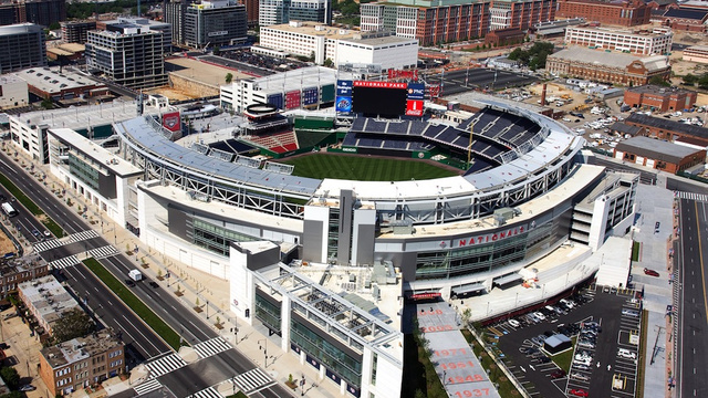 Nationals Game Canceled After Navy Yard Shootings