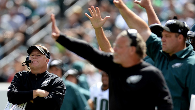 Chip Kelly Doesn't Quite Know All The NFL Rules Yet