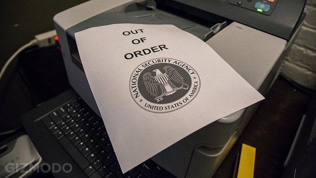 The DOD Can't Read Your FOIA Form Because Its Only Fax Machine Broke
