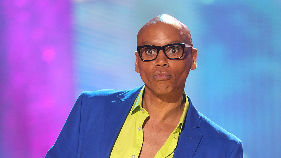 RuPaul and Britney Spears Get Rupaul You Better Work Gif
