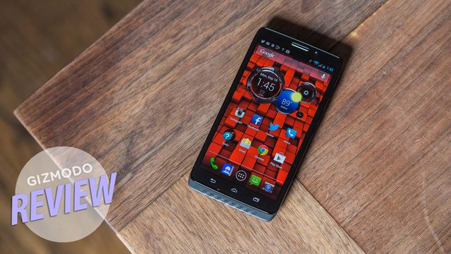 Droid Maxx Review: A Battery Beast for Major Bucks