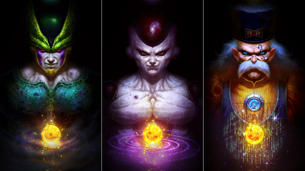 dbz real life characters - photo #9
