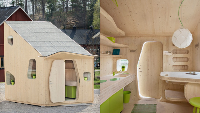 Is This Sustainable Hut the Future of Affordable Student Housing?
