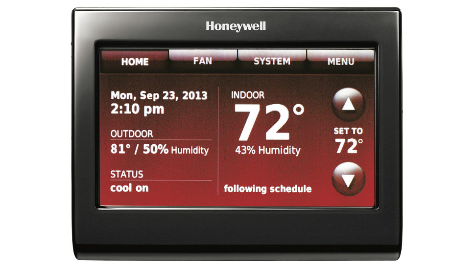 Honeywell's new voice-activated thermostat