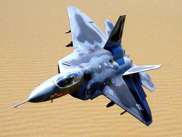 You Won't Believe These Soaring Fighter Jets Are Just Toys