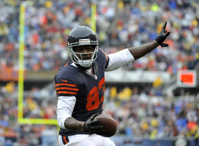 Martellus Bennett Said His Coach Reminds Him Of Willy Wonka