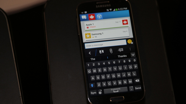 BBM for iOS and Android Hands-On: The Best Blackberry Thing In Years