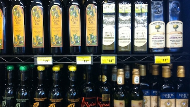 Check for a Seal of Approval Before Buying Expensive Olive Oil