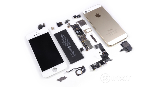 The iPhone 5S Teardown: Everything New Is Inside