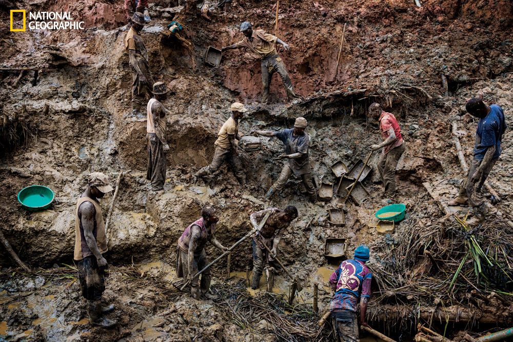 The Congo Mines That Supply