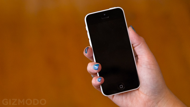 iPhone 5C First Impressions: An iPhone 5 With a Hard Candy Shell