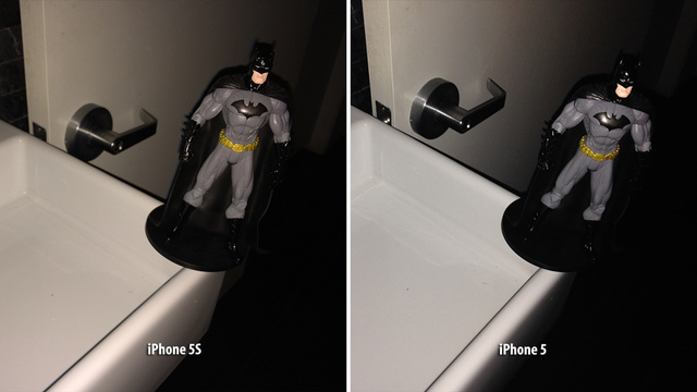 iPhone 5S Camera Battle: A Stand-Up Camera That Doesn't Stand Out