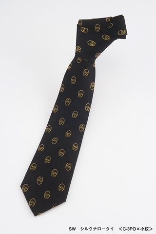 Hip Star Wars neckties add Force and flair to your suits