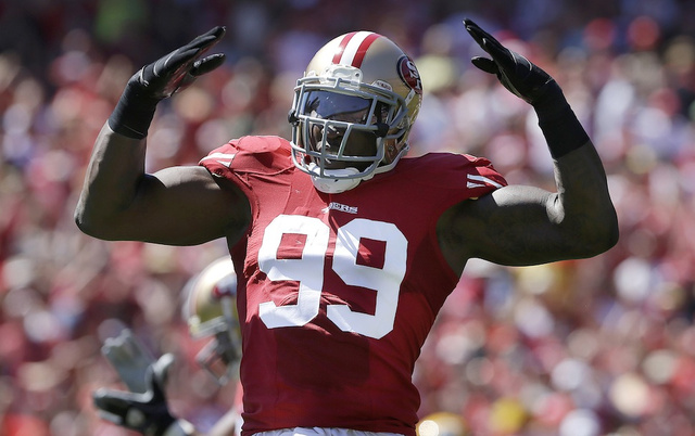 Report: Aldon Smith Needs Substance-Abuse Treatment After Today…