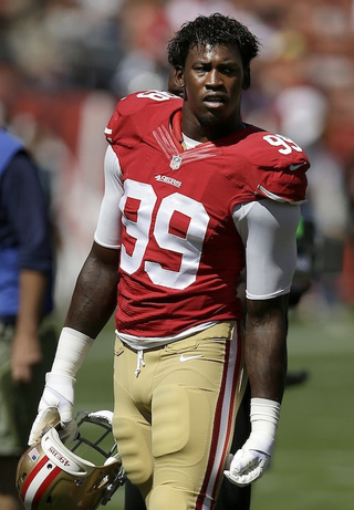 Aldon Smith Granted Indefinite Leave To Go To Rehab