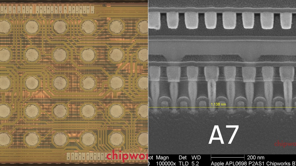 IPhone A7 Chip Teardown: Power-Dense Samsung Silicon