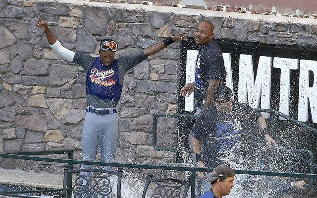 Report: The Dodgers Peed In The Diamondbacks' Pool