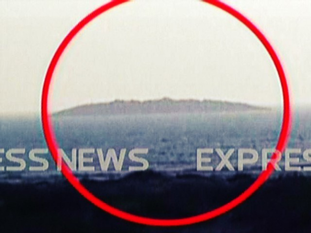 7.7 magnitude earthquake creates new island off the coast of Pakistan Original