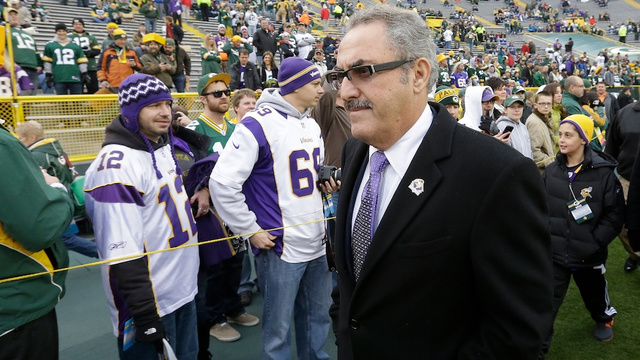 "Vikings Owners Must Pay $85 Million For ""Organized Crime-T…"