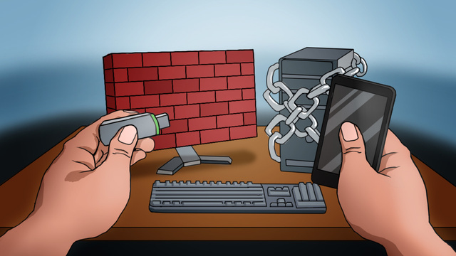 How to Be Productive When Everything's Blocked at Work