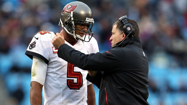 Buccaneers Bench Josh Freeman